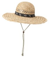 Sun N Sand Men's Guy Harvey Rush Straw Marlin Hat