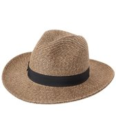 Sun N Sand Women's Multi Sewn Paper Braid Safari Hat