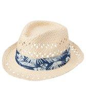 Sun N Sand Women's Caribbean Joe Hampton Palms Hat