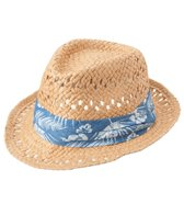 Sun N Sand Women's Caribbean Joe Hampton Palms Hat