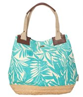 Sun N Sand Women's Natural and Paper Straw Sedgewick Bag