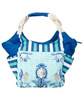 Sun N Sand Women's Sea Treasures Scoop Tote Bag