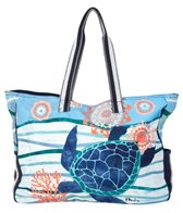 Sun N Sand Women's Seaside Treasures Oversized Tote Bag