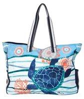 Sun N Sand Women's Seaside Treasures Oversized Tote Bag