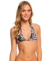 Stone Fox Swim Swimwear Paradise Natasha Triangle Bikini Top