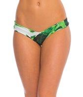 Stone Fox Swim Swimwear Banana Leaf Tucker Bikini Bottom