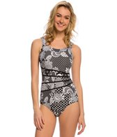 Fit4U Swimwear Mastectomy Glam Slam One Piece Swimsuit