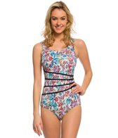 Fit4U Swimwear Mastectomy Gypsy One Piece Swimsuit