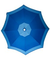 Rio Brands 6 ft. Solid Deluxe Beach Umbrella