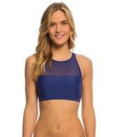 Body Glove Swimwear Smoothies Fearless Crop Bikini Top
