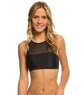 Body Glove Swimwear Smoothies Fearless Crop Bikini Top