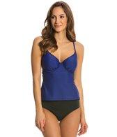 Body Glove Swimwear Smoothies Solo D Cup Tankini Bikini Top