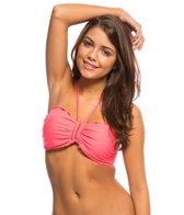 Body Glove Swimwear Smoothies Kahula D/DD Cup Bandeau Bikini Top