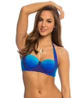 BLEU Rod Beattie Some Like it Hot Sling Underwire Halter Top
