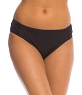 BLEU Rod Beattie Jet, Set, Go Solid Tab Side Hipster Bikini Bottom