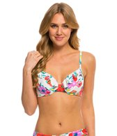 BLEU Rod Beattie Fresh Start Ruffle Underwire Molded Bikini Top