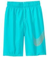 Nike Swimwear Boys' Evenflow Big Swoosh 9'' Volley Short (7yrs-18yrs)