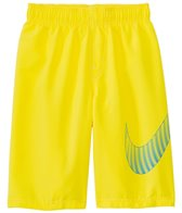 Nike Swimwear Boys' Evenflow Big Swoosh 9'' Volley Short (7yrs-18yrs)