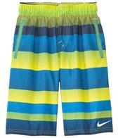 Nike Swimwear Boys' Optic Shift 9'' Volley Short  (7yrs-18yrs)
