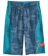 Nike Swimwear Boys' CAMOtion Wave 9 Volley Short (7yrs-18yrs)