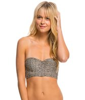 Hot Water Swimwear Second Nature Midkini Bikini Top