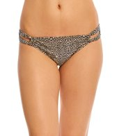 Hot Water Swimwear Second Nature Tunnel Side Bikini Bottom