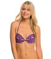 Hot Water Swimwear Desert Trails Push Up Bikini Top