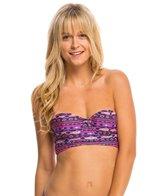 Hot Water Swimwear Desert Trails Midkini Bikini Top