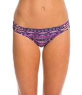 Hot Water Swimwear Desert Trails Multi Strap Bikini Bottom
