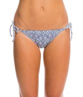 Hot Water Swimwear Forever Boho Tie Side Bikini Bottom