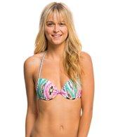 Hot Water Swimwear Western Haze Push Up Bikini Top