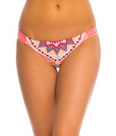 Body Glove Swimwear Byron Bay Beachy Thong Bikini Bottom