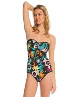 Coco Rave Whimsy Flower Kerry One Piece Swimsuit (B/C Cup)