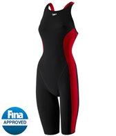 Speedo Powerplus Youth Kneeskin Tech Suit Swimsuit