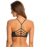 Chaser Strappy Arrow Back Yoga Sports Bralette