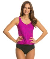 Waterpro Dahlia High Back Tankini Swim Top