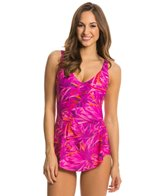 Waterpro Oasis Sarong One Piece Swimsuit