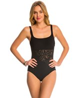 Profile by Gottex Rainforest One Piece Swimsuit