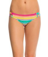 Hobie Salt Air Stripe Strappy Hipster Bottom