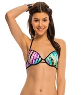 Hobie Tie Dye For Underwire Bikini Top