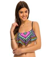 Hobie Tribal And True Hanky Bikini Top