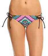 Hobie Tribal And True Adjustable Hipster Bikini Bottom