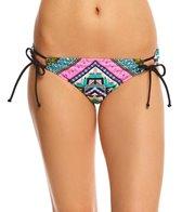 Hobie Tribal And True Adjustable Hipster Bikini Bottom
