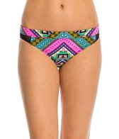 Hobie Tribal And True Banded Hipster Bikini Bottom