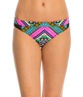 Hobie Tribal And True Banded Hipster Bikini Bottom
