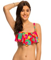 Hobie Tropical Locales Hanky Bikini Top
