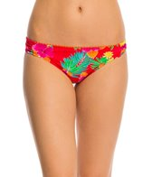 Hobie Tropical Locales Sash Side Hipster Bikini Bottom