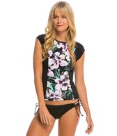 Bikini Lab Swimwear Tropic Full Of Sunshine S/S Rashguard