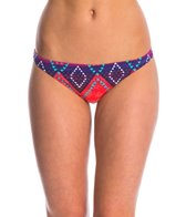 Bikini Lab Swimwear Girls Just Wanna Have Sun Cheeky Hipster Bikini Bottom