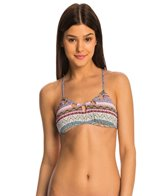 Bikini Lab Swimwear Let It De-Co Bralette Bikini Top